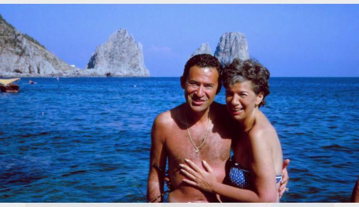 Iris and Carl Apfel #goals