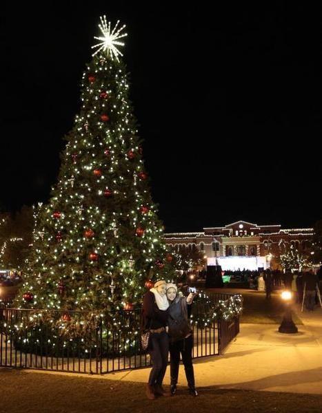 Southlake Christmas 2013  Tree LightingTexas