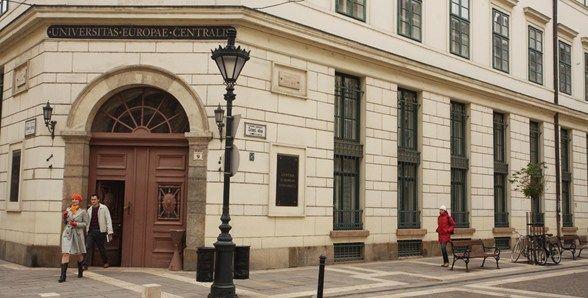 A Közép-európai Egyetem érte el a legelőkelőbb, 29. helyezést politikatudományi képzésével