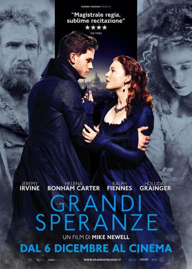 Grandi speranze, dal 6 dicembre al cinema.
