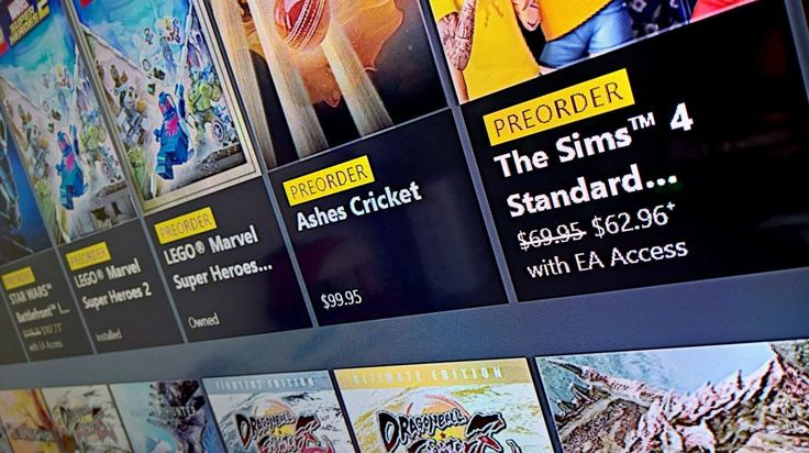 """The Store on Microsoft's Xbox One console has just updated and, while there hasn't been any major changes to the way it looks or functions, all of the video games in """"Games coming soon"""" category now feature a bright yellow """"PREORDER"""" label. This was likely done to encourage users to pre-order titles but also clarifies the status of the games for those who might be thinking of buying them. The Store also updated on Windows 10 Mobile and Windows 10 recently which add..."""