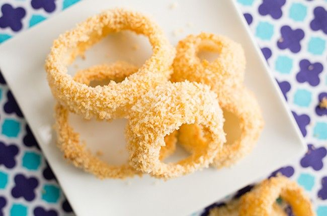 Recipe: Baked Onion Rings