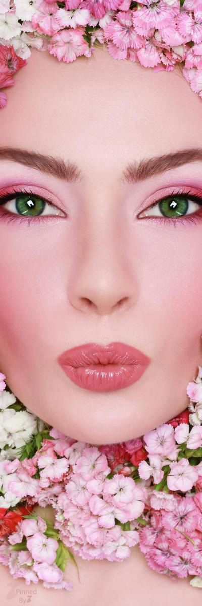 Gorgeous light makeup look!
