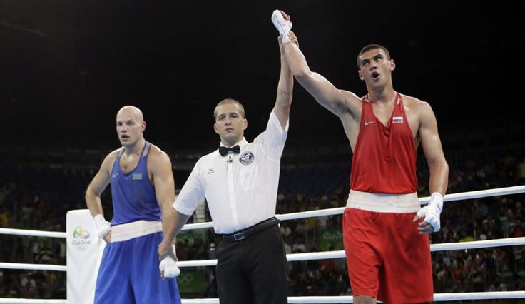 Rio Olympic Boxing Judges Booted Amid Match Fixing Allegations