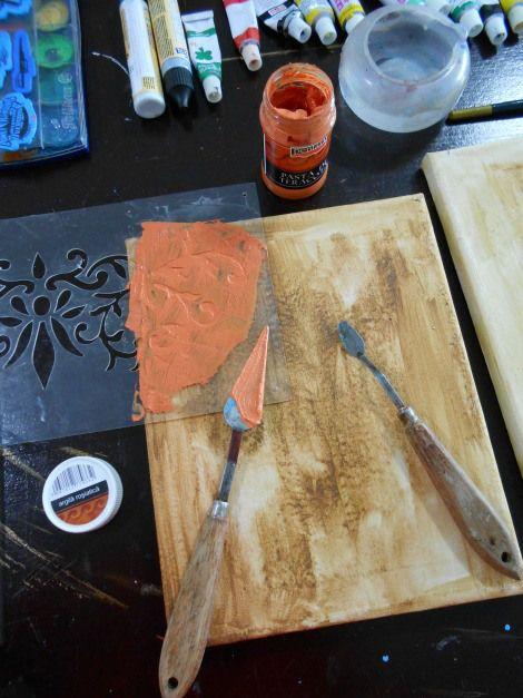 Petroschi Bianca - Pictura si deco aplicatii pe panza (7)