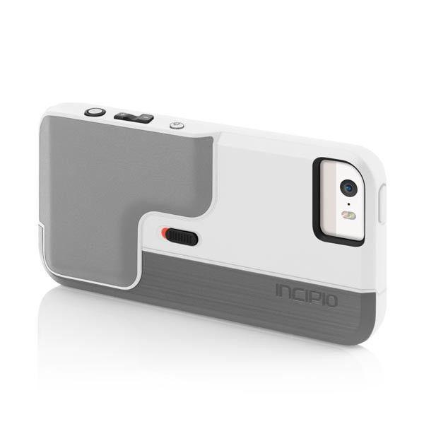 INCIPIO Focal Bluetooth Low Energy-Enabled Enhanced Camera Case for iPhone 5/5s #Incipio