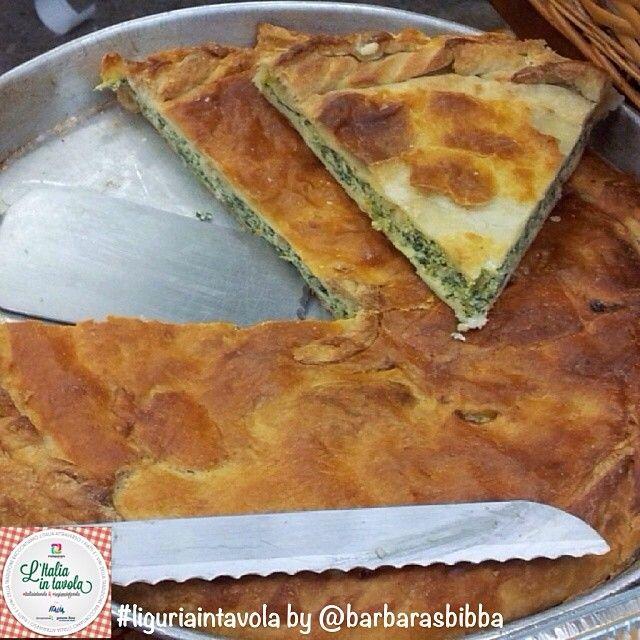 Forse non tutti sanno che la Torta Pasqualina fa parte della tradizione culinaria della #Liguria #italiaintavola #liguriaintavola