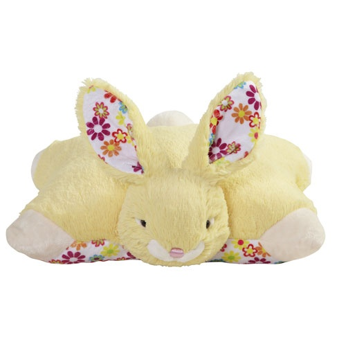 Pillow Pet Spring Bunny - this plush animal is perfect for Easter!
