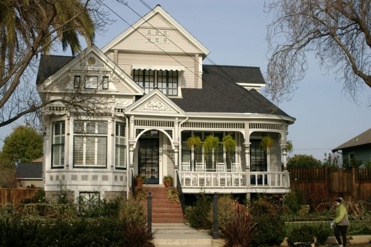 my dream house... victorian houses...