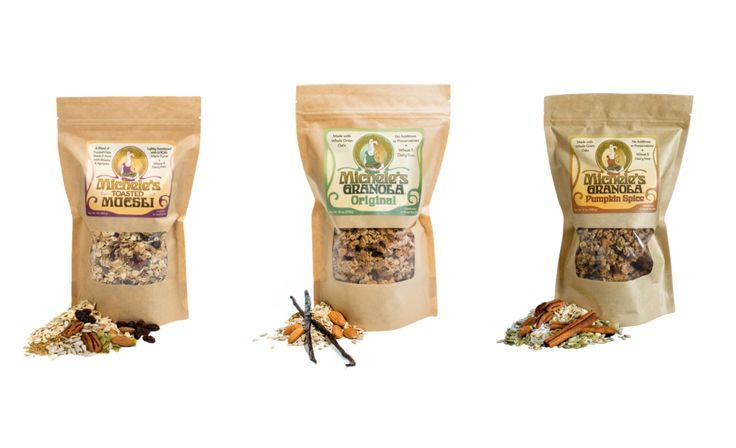 Michele's Granola Prize Pack Giveaway