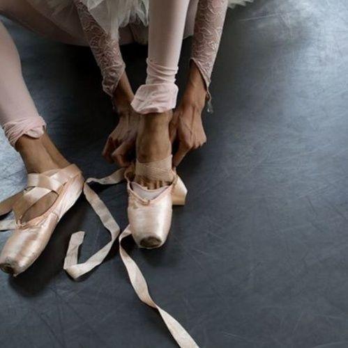 courtney lavine ballerine new yorkaise instagram 2
