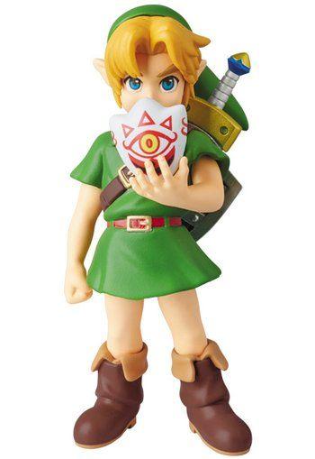 Ultra Detail Figure Legend of Zelda: Majora's Mask Link 1