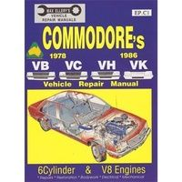 Holden Commodore VB/VC/VH VK 1978-1986 with MPN EP-C1