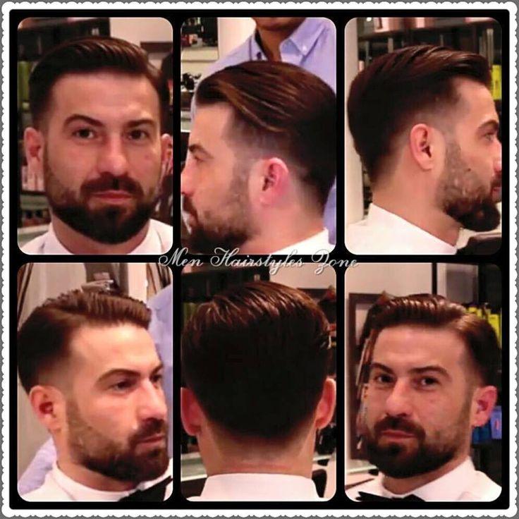 Modern Gentleman's Haircut | My Style | Men's Fashion & Modern Style
