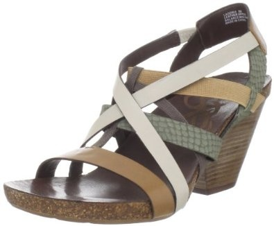 OTBT Women's Ladonia Slingback Sandal