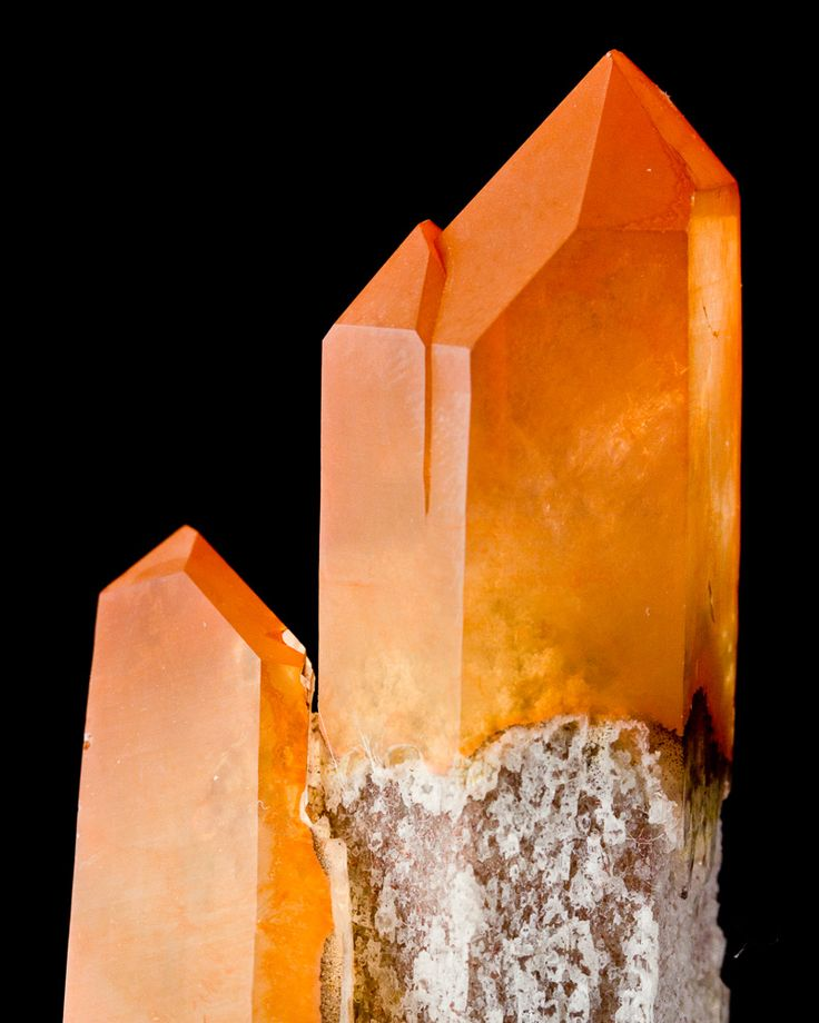 Scepter Quartz; Orange River District, South Africa
