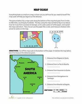 4th Grade Social Studies Worksheets & Free Printables ...