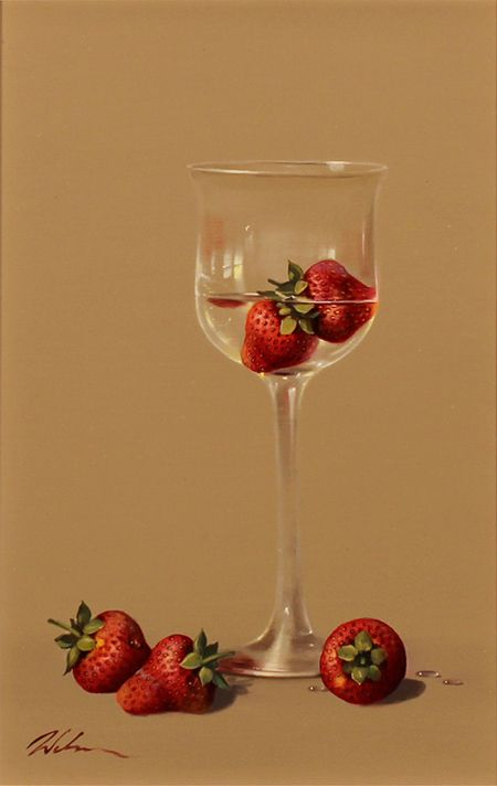 Paul Wilson. Strawberries