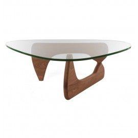 Mesa de Café Origami. Replica Noguchi. Encuentra Mobiliario de Diseño con envíos a todo México en www.lasddi.com