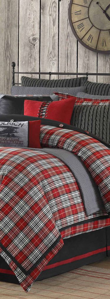 Woolrich Rustic Bedding