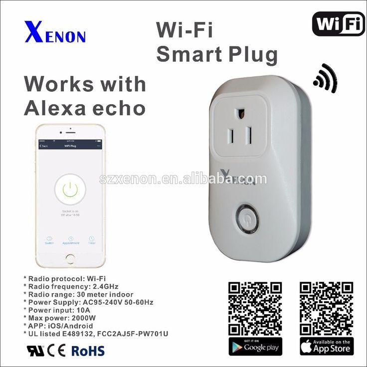 Xenon <b>wifi</b> smart echo <b>wifi</b> ups power plug <b>socket outlet wifi plug</b> ...