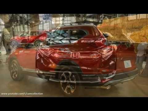2017 Honda CR-V vs 2017 Subaru Forester Review