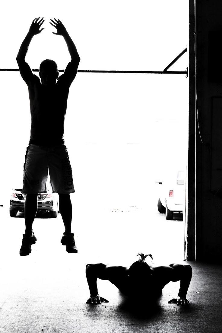 CrossFit Miami  Love the silhouette in this shot