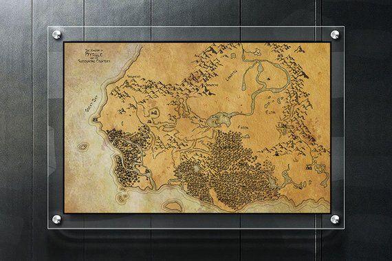 Legend Of Zelda Hyrule Map Zelda Majoras Mask Termina Map