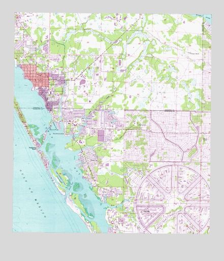 Topographical Map Of Florida.Englewood Florida Topographic Map Home Away From Home Pinterest