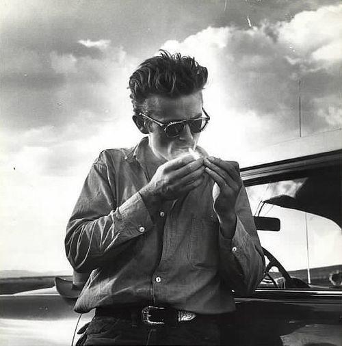 On September 30th, actor James Dean is killed when his automobile collides with another car at a highway junction near Cholame, California. Dean is just 24 years old.