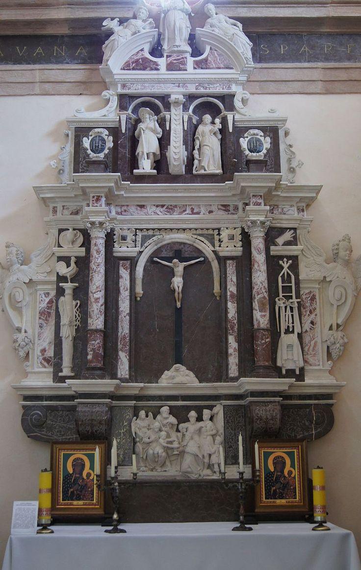 36. Kasper Fodyga, kaplica Fodygów w Chęcinach, 1614