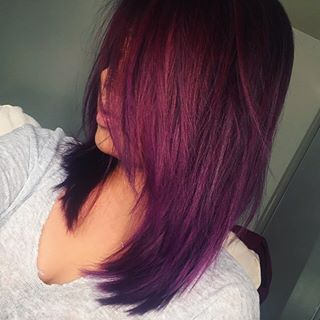 25 trending burgundy hairstyles ideas on pinterest dark red one of the most loved hair colors do you like it too urmus Images