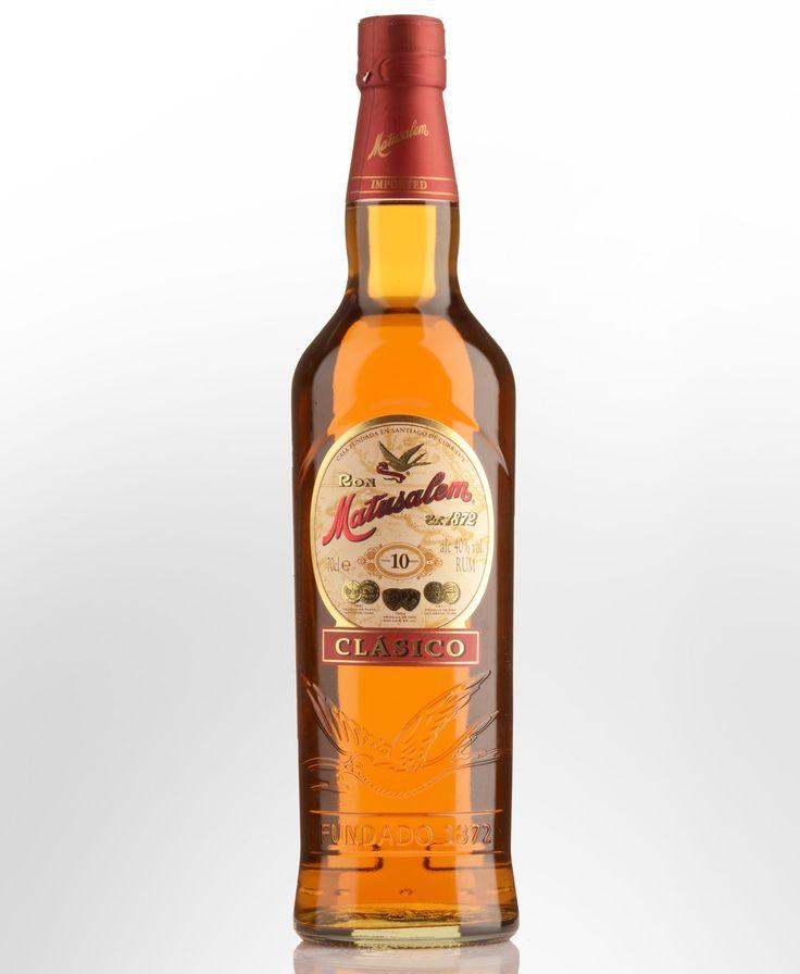 Ron Matusalem rum