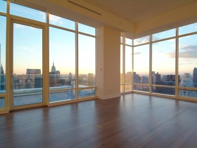 Love the floors and windows. Oh, the view too, of course.
