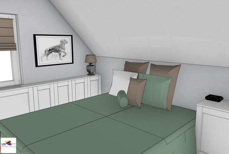 Slaapkamer Lichtgrijs : Meer dan 1000 ideeën over Ral 7035 op ...