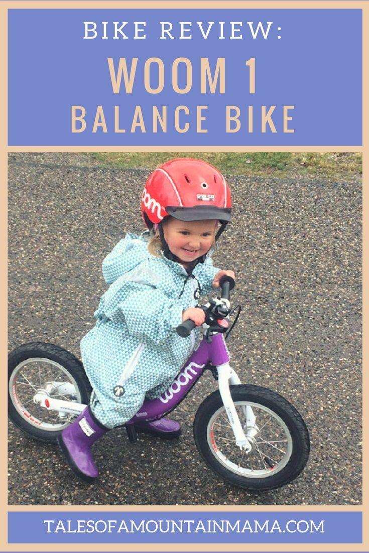 Woom 1 Balance Bike Review Met Afbeeldingen