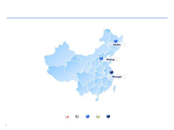 Descarga ahora Mapas de China editables en Power Point