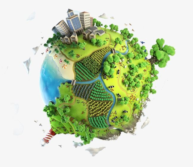 Earth Green Earth Environmental Protection Material Taobao Png Transparent Clipart Image And Psd File For Free Download Low Poly Art Illustrated Map Green Earth