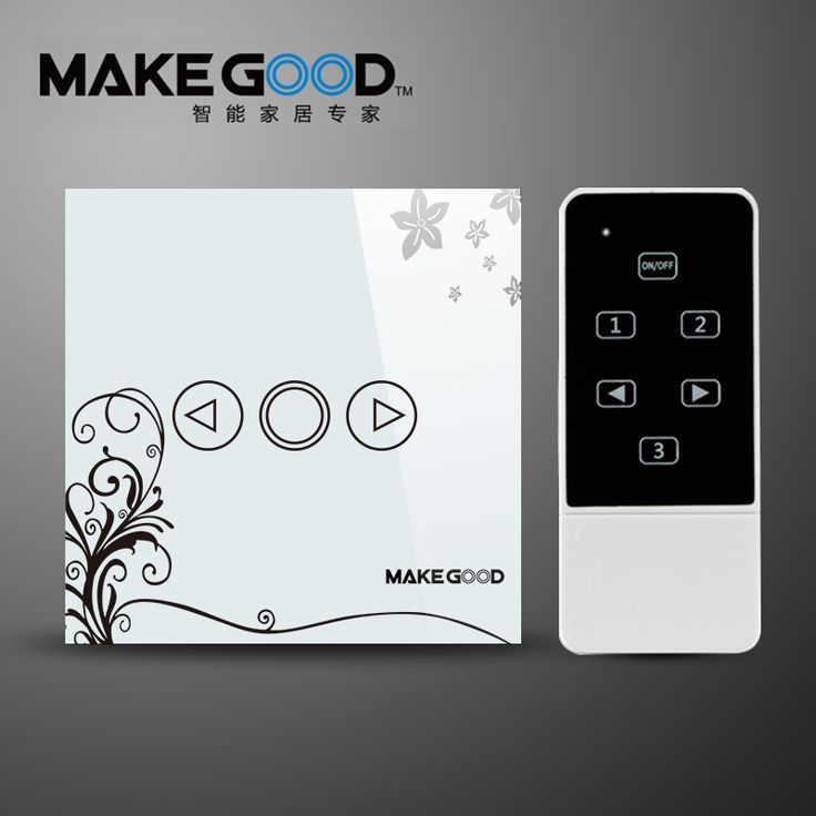 Uk standard wireless remote control dimmer light switch 1 gang 1 way   rf433  crystalBest 25  Remote controlled light switch ideas on Pinterest   Touch  . Remote Control Outdoor Light Switch 1 Gang. Home Design Ideas