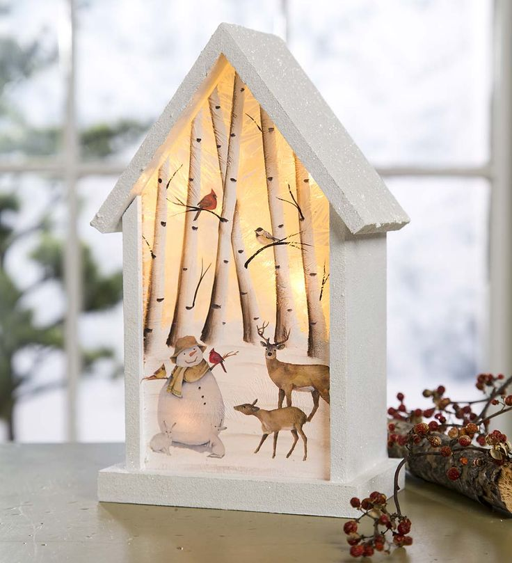solar holiday fairy tale book accent indoor holiday decorations easy christmas decor pinterest