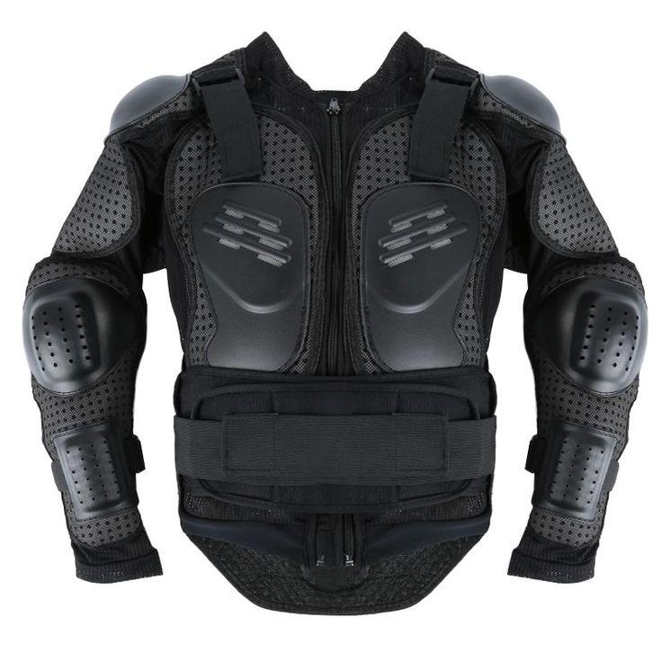 MSA Signature Professional Motorcycles Armor Protection Veste motos Moto Cross Back Armor Protector Protection Gear Casaco de motocicleta