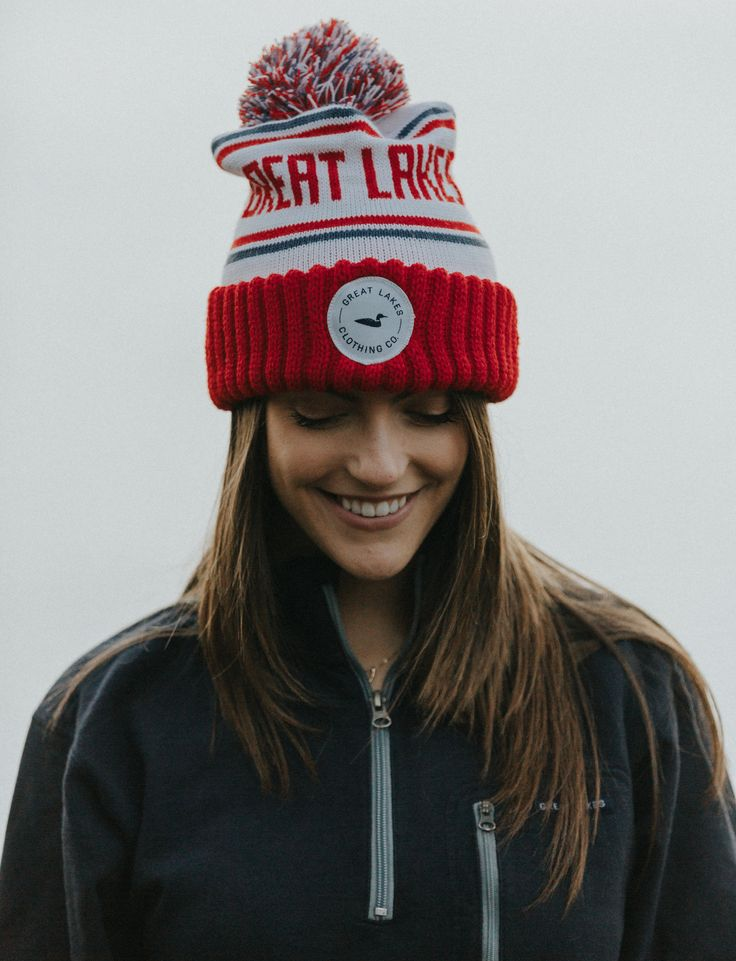 Winter Knit Hats Made in Minnesota l Great Lakes Clothing