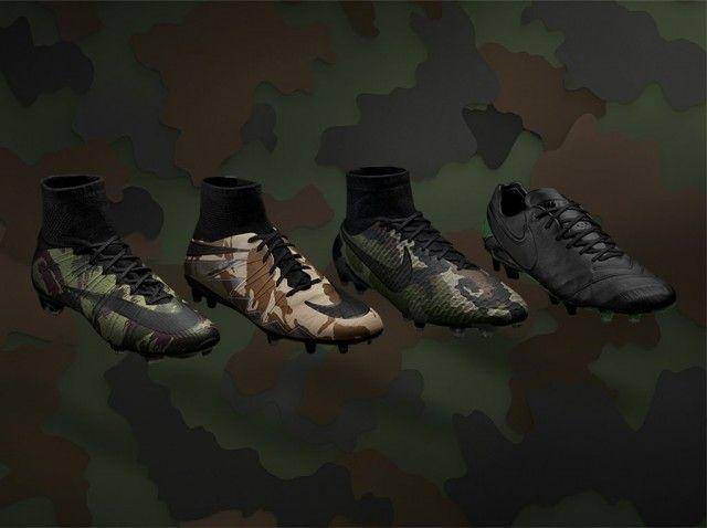 Nike Camo