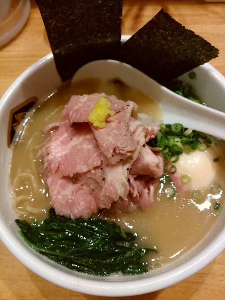 真鯛ラーメン 麺魚