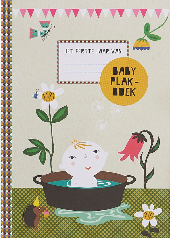 De 3 leukste baby's eerste jaar boeken - Oh yeah baby!