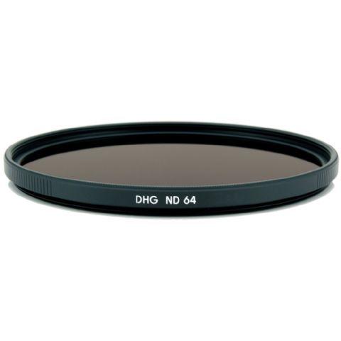 Marumi Grijs filter DHG ND64 49 mm  Een Marumi DHG ND (Digital High Grade Natural Density) is een grijsfilter die u de mogelijkheid biedt om het felle licht wat er in de lens binnen komt te controleren. Deze ND 64 filters zijn voorzien van een multi coating waardoor de reflectie van het binnenkomende licht enorm wordt gereduceerd zonder dat dit de kleurbalans verstoord. Is er te veel licht of u wilt b.v. een ander diafragma gebruiken met de zelfde sluitertijd dan kunt u een grijsfilter…