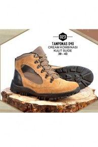 SEPATU ADVENTURE TREKKING TAMPOMAS 040