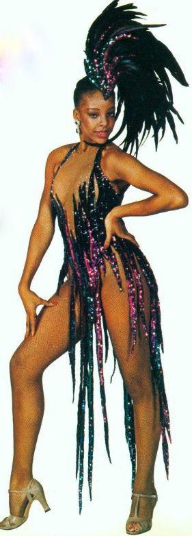 Bob Mackie Showgirl - Jubilee ♥✤#sexy ✿✿ڿڰۣ(̆̃̃-- ♥ NYrockphotogirl
