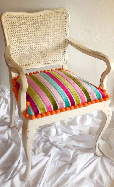 Schlicht und doch verspielt. Chair Kai. Original Chippendale-Stuhl mit Armlehnen.