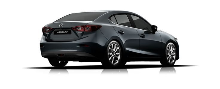 Mazda3 SP25 GT Sedan - Blue Reflex #mazda3 parklandmazda.com.au